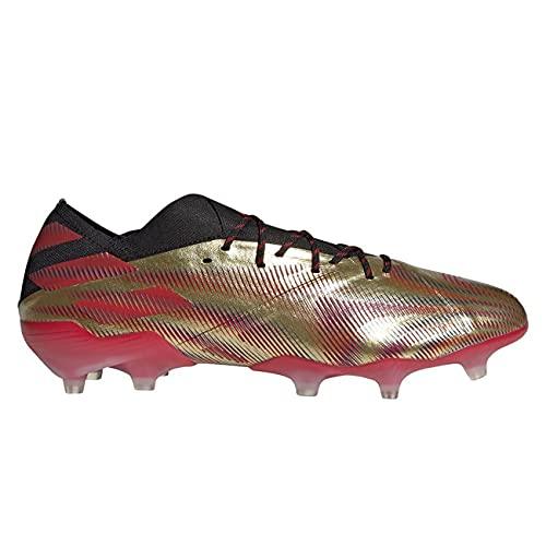 adidas Nemeziz Messi .1 FG, Zapatillas de fútbol Hombre, Dormet/Escarl/NEGBÁS, 40 EU