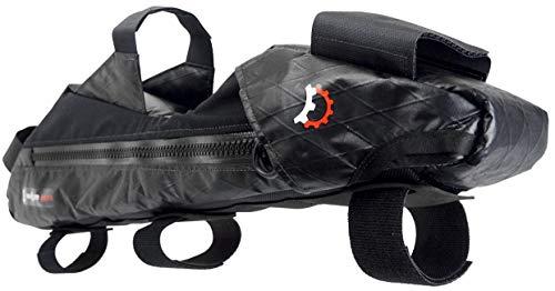 Revelate Designs Full Suspension #1 Rahmentasche 2,5l Black 2020 Fahrradtasche