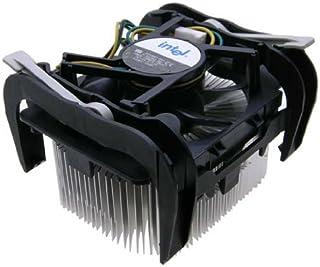Intel Socket 478 Copper Core/Aluminium Heat Sink & 6.4cm Fan w/Retention Clip & 3-Pin Connector up to 3.40GHz