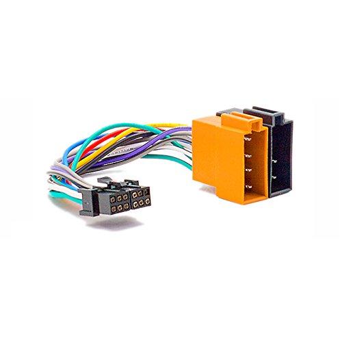 CARAV 15-104 ISO Autoradio Adapterkabel for LG GoldStar