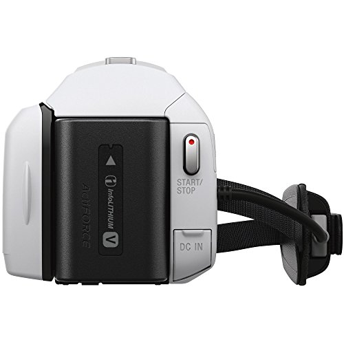 ソニービデオカメラHDR-PJ68064GB光学30倍ホワイトHandycamHDR-PJ680W