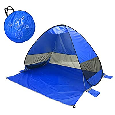 Instant Pop Up Anti-UV Heave Up Tent, Portable ...