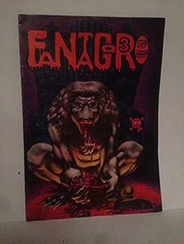 Comic Fantagor #3 Book