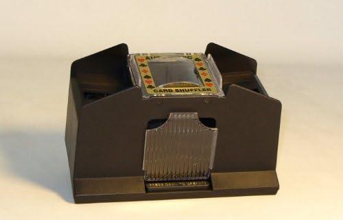 Rare 2-Deck Battery Shuffler favorite Card
