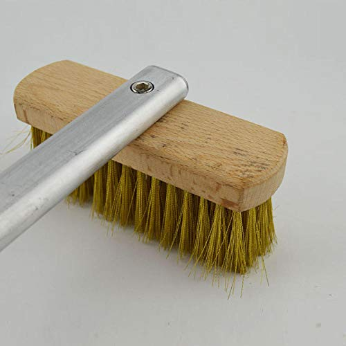 DNISRNDNLKD Commercial pizza oven cleaning brush long handle shovel brush
