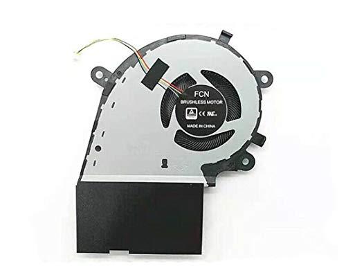 HuiHan Repuesto para Asus ROG Strix G531 G531G G531GT G531GW G531GU/GD ventilador de refrigeración CPU (CPU)
