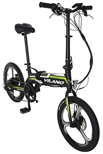 Vilano Atom Electric Folding Bike