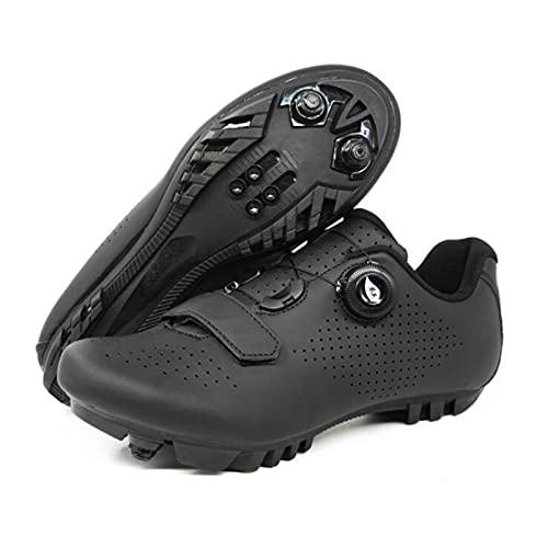 ZQW Zapatos De Ciclismo para Hombres Y Mujeres, Zapatillas De Ciclismo De...