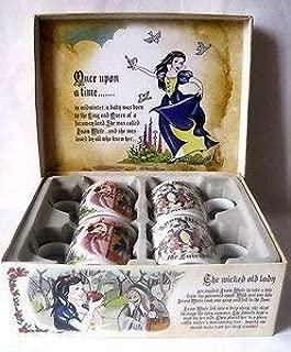 Cardew Snow White Bone China Mug, 15-Ounce, Set of 4