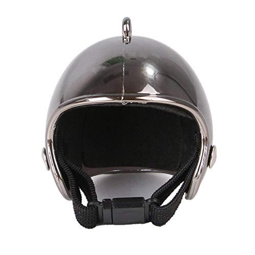 Swide Helm Für Hunde Fahrradhelm Haustier Helm Lustige Huhn Schutzhelm Henne Harten Vogel Hut Kopfbedeckung superbly