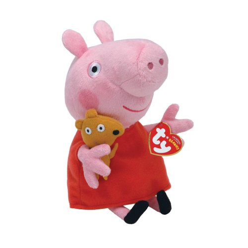 Peppa Pig Beanie (Ty Soft Beanie)