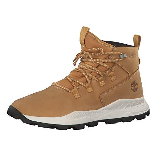 Timberland Herren Boots Brooklyn Alpine Chukka Wheat 43