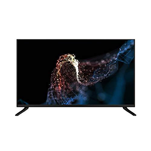 DAPAO Network Smart TV, Televisores LCD LED De Vidrio Prueba De Explosiones 4K Ultra HD, Reducción Ruido Movimiento De Imagen 3D, Marco Metal Completo, Protección Seguridad Vidrio Templado
