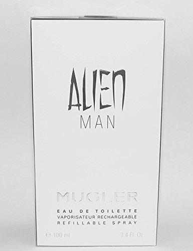 Mugler Alien Man EDT Vapo 100 ml Refilliable