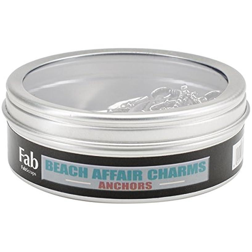 FabScraps Silver Embellishments 16/Pkg