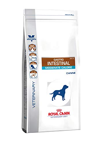 ROYAL CANIN Dieta GASTROINTESTINAL Moderate Calorie 15 kg.