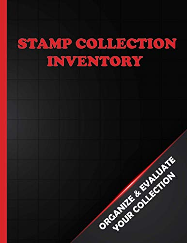 Compare Textbook Prices for STAMP COLLECTION INVENTORY: Organize & Catalog Stamps, Logbook for Stamp Collectors, Journal to Record Supplies & Collection Values  ISBN 9798593679475 by Junior, Mr Big
