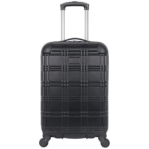 "Ben Sherman Luggage Nottingham 20"" Embossed PAP 4-Wheel Carry-On"