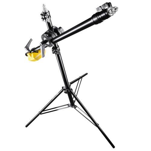 Walimex Pro WT-501 Galgenstativ (max. Höhe ca. 175 cm und Belastbarkeit ca. 5 kg)