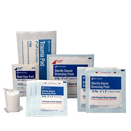 First Aid Only 298 Piece All-Purpose First Aid Kit (FAO-442)