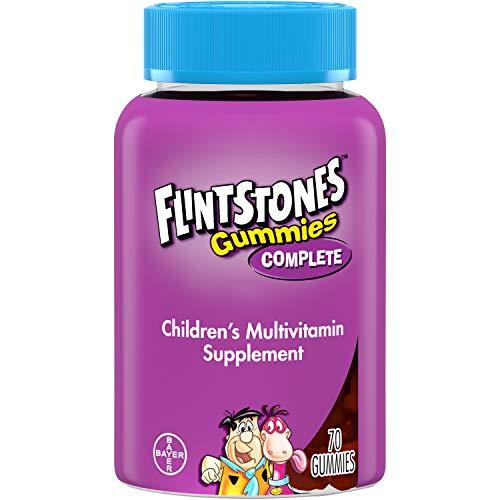 Flintstones Children's Complete Multivitamin Gummies, 60 Count