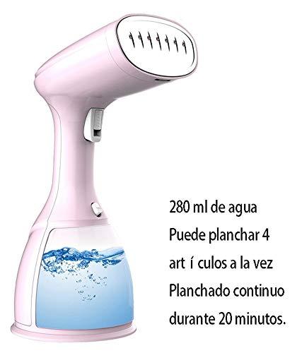 Puhand Planchas De Vapor Plancha Vapor Vertical 280ml, 1500w Salida De