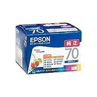エプソン インクカートリッジ IC6CL70 6色パック ds-2167774