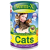 Unbekannt Verm-X Kräuter-Crunchies für Katzen