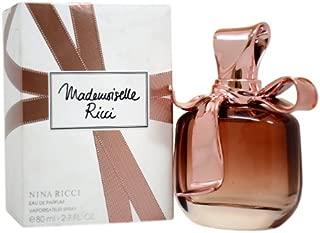 Nina Ricci Mademoiselle Ricci Eau de Parfum Spray for Women, 2.7 Ounce