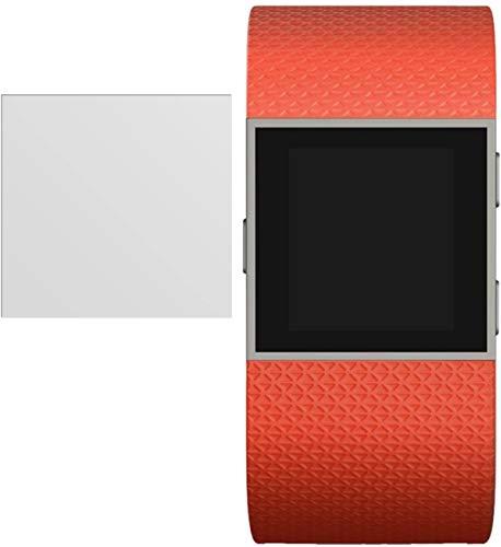 dipos I 6x Schutzfolie matt kompatibel mit FitBit Surge Folie Bildschirmschutzfolie