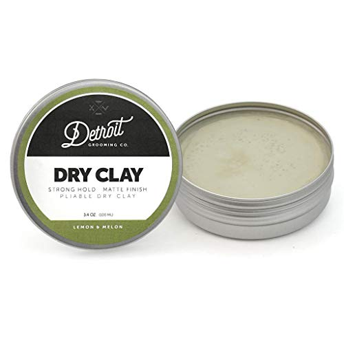 Detroit Grooming Co. Dry Clay - Lemon Melon...
