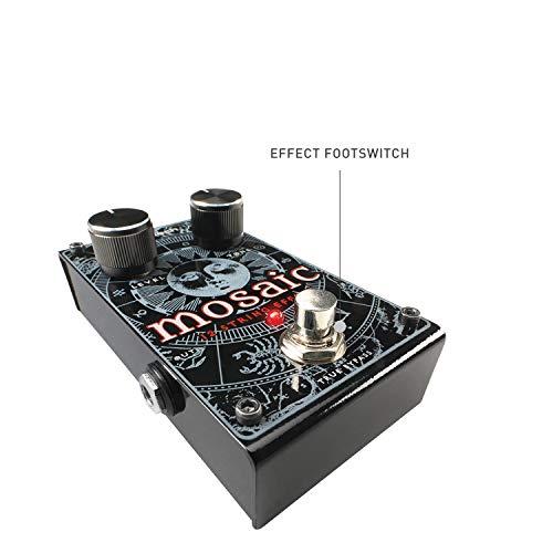 Digitech 029305 - Pedal de efectos de modulación