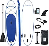 Soopotay Stand Up Paddle Board,Inflatable Paddle Boards for Adults, Blow Up Paddle Board 10' x 32'' x 6'', iSUP Package with All Accessories