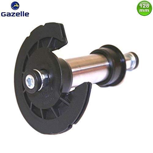 Gazelle 01280108-128 Fahrrad Innenlager Tapas 1007 JIS Kettenschutz Ø 30 L :128