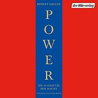Power: Die 48 Gesetze der Macht                   Autor:                                                                                                                                 Robert Greene                               Sprecher:                                                                                                                                 Emmanuel Zimmermann                      Spieldauer: 5 Std. und 44 Min.     421 Bewertungen     Gesamt 4,2
