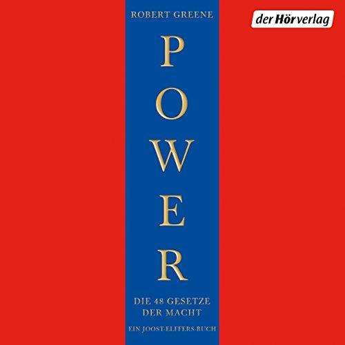 Page de couverture de Power: Die 48 Gesetze der Macht