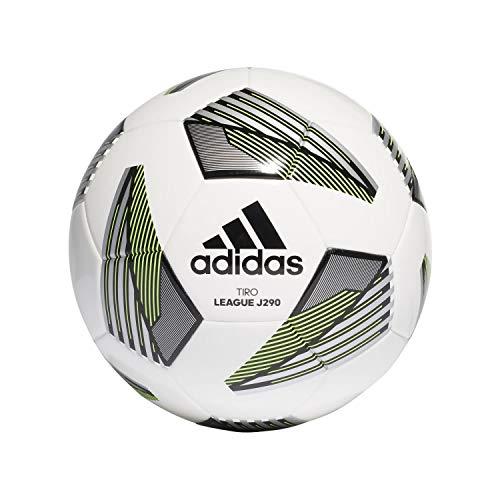 adidas Balón de fútbol Tiro League Junior, Talla 4, 290 g