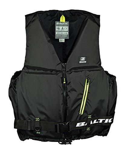 Baltic Axent Schwimmhilfe, Farbe:schwarz, Größe:70-90kg