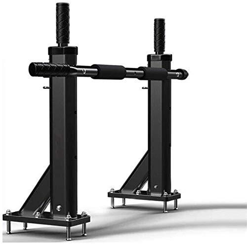 FQCD Pull Up Fitness Barre de Traction avec Tower Tour de Musculation Multifonctions Barre de Traction, Home Gym Accessoires et intérieur Force Équipement de remise en forme haut du corps, dos, bras e