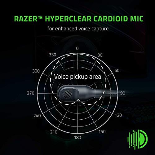 Razer BlackShark V2 X - Hyperclear Kardioiden-Mikrofon