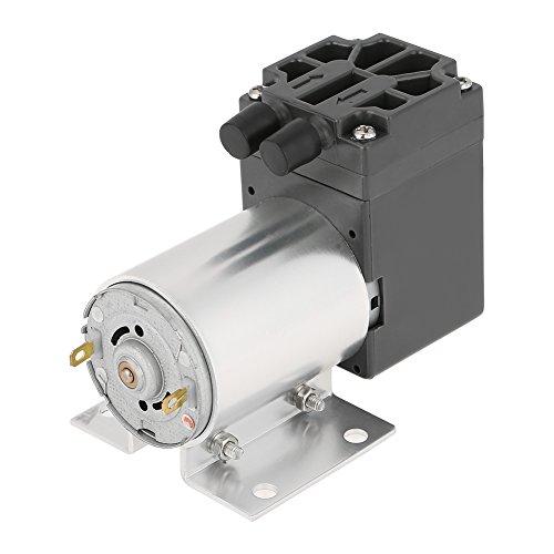 Pompaggio di aspirazione a pressione negativa con pompa a vuoto CC 12V 5L / min 120kpa con supporto 500mA (DC 12V 5L/min)