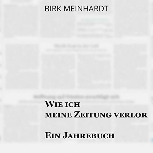 Wie ich meine Zeitung verlor Titelbild
