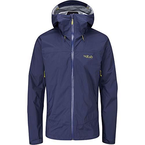 RAB Downpour Plus 2.0 Jacket Men, XL, deep Ink DI