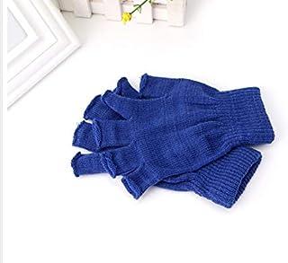 Knitted Warm fingerless Gloves Soft Winter Gloves Women gloves Men gloves