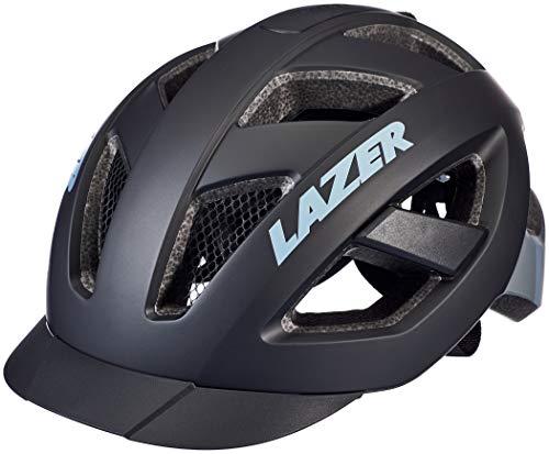 Lazer Cameleon Helm mit Insektenschutznetz Matte Black Grey Kopfumfang M | 55-59cm 2020 Fahrradhelm