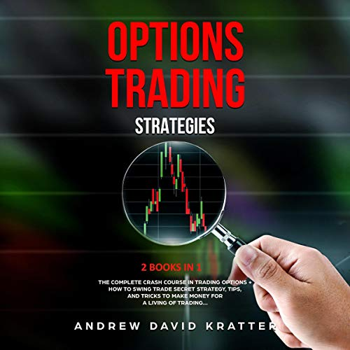 Options Trading Strategies: 2 Books in 1 audiobook cover art