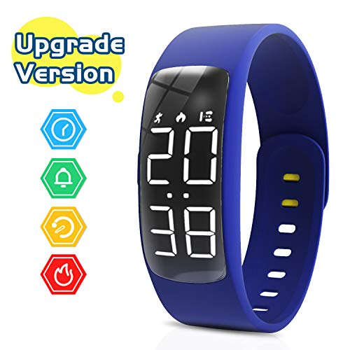 Yehtta Kids Fitness Tracker Gift for 5-12 Year Old Sport Electric...