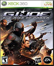 Electronic Arts G.I. JOE: The Rise of Cobra (Xbox 360) Shooters for Xbox 360 for Teen