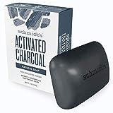 Schmidt's - Gel de ducha sólido charcoal y magnesium - 142 gr