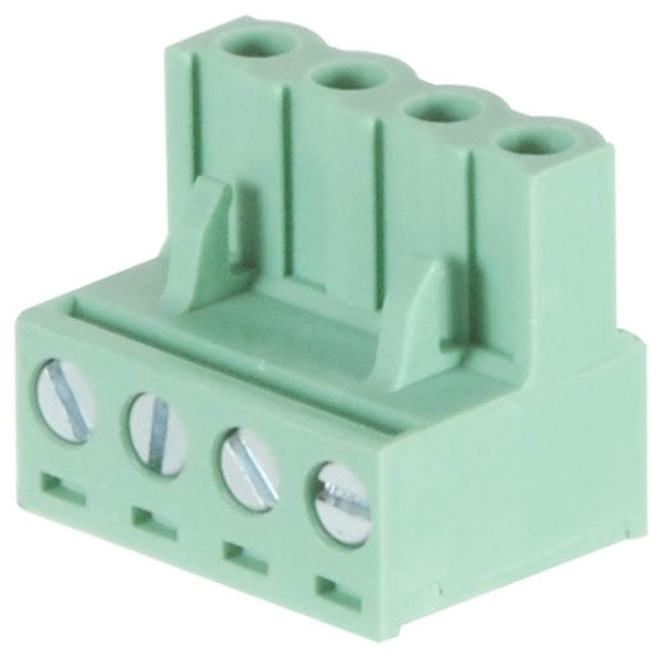 Parts Express Phoenix Type Connectors for Volume Controls 4 Pcs.